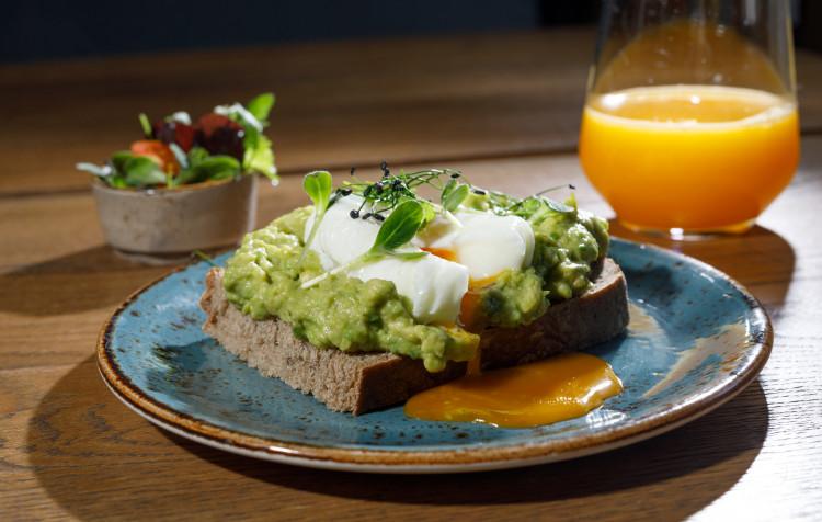 Snídaně / Breakfast
